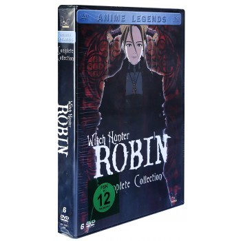 Witch Hunter Robin Complete Collection