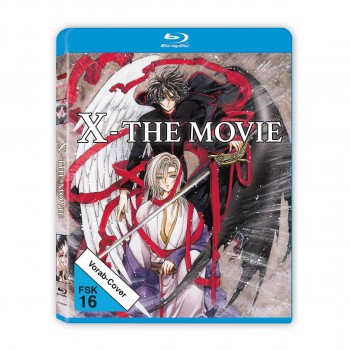 X - The Movie Blu-ray (VÖ: 26.04.2019!)