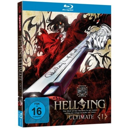 Hellsing Ultimate OVA Vol. 1 Blu-ray-Edition