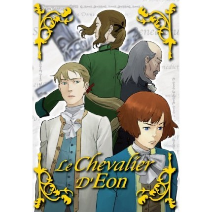Le chevalier d'Eon, Vol. 7