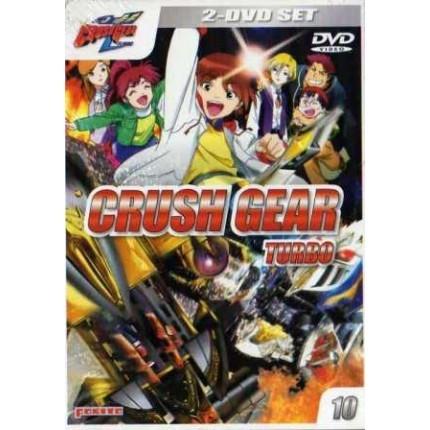 Crush Gear Turbo Vol. 10