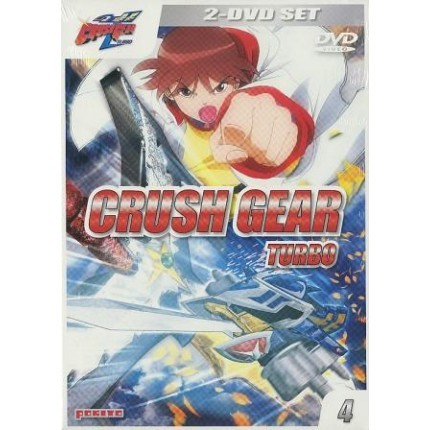 Crush Gear Turbo Vol. 4