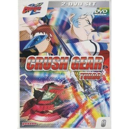 Crush Gear Turbo Vol. 8