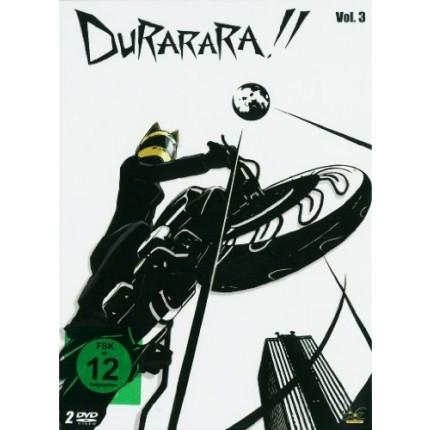 Durarara!! Vol. 3