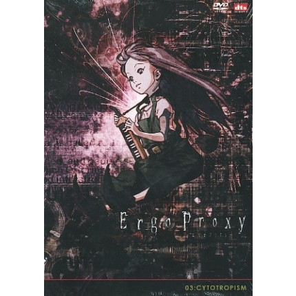 Ergo Proxy Vol. 3