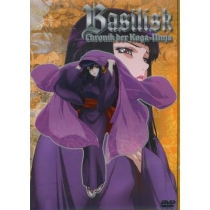 Basilisk Vol. 2 - Chronik der Koga-Ninja