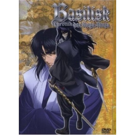 Basilisk Vol. 6 - Chronik der Koga-Ninja