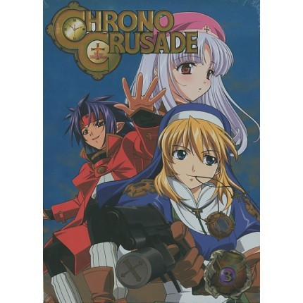 Chrono Crusade Vol. 3