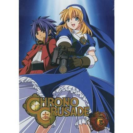 Chrono Crusade Vol. 5