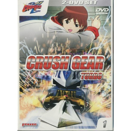 Crush Gear Turbo Vol. 1