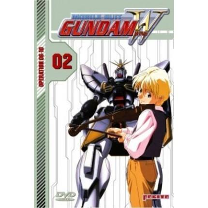 Gundam Wing Vol. 2