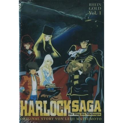 Harlock Saga, Vol. 1