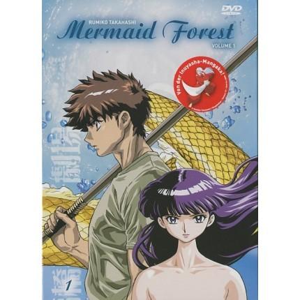 Rumiko Takahashi Mermaid Forest, Vol. 01