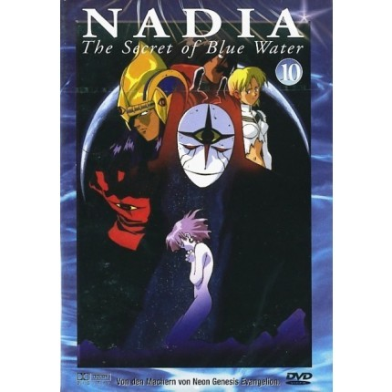 Nadia - The Secret of Blue Water, Vol. 10