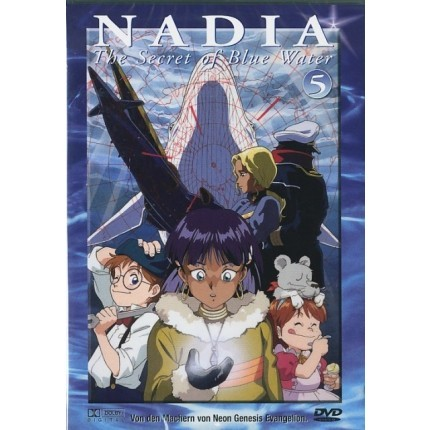Nadia - The Secret of Blue Water, Vol. 5