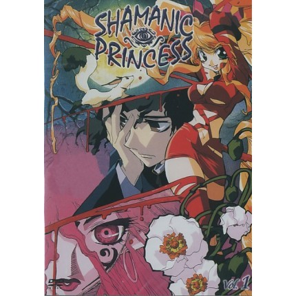 Shamanic Princess, Vol. 01