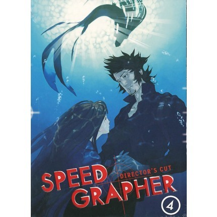 Speedgrapher Vol. 4
