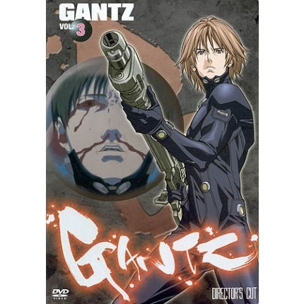 Gantz Vol. 3 - Directors Cut