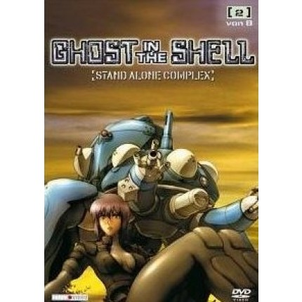 Ghost in the Shell Stand Alone Complex Vol. 2