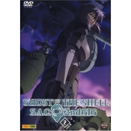 Ghost in the Shell Stand Alone Complex 2nd GIG Vol. 7