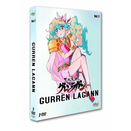 Gurren Lagann Vol. 2