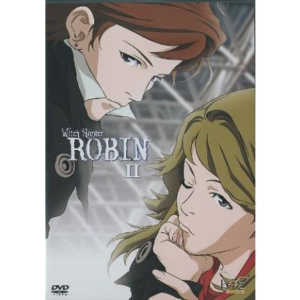 Witch Hunter Robin, Vol. 02