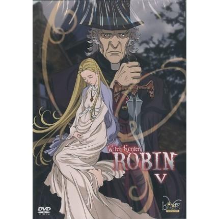 Witch Hunter Robin, Vol. 05