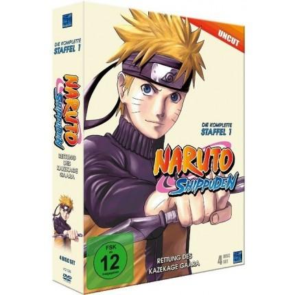 Naruto Shippuden Staffel 1