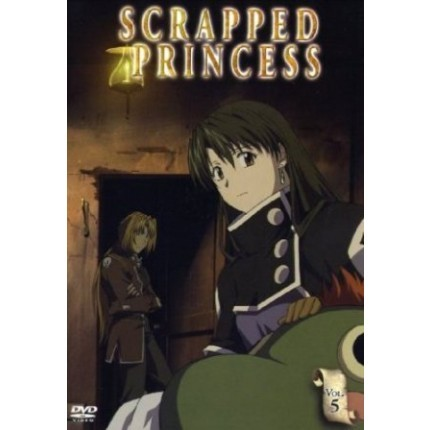 Scrapped Princess Vol. 05