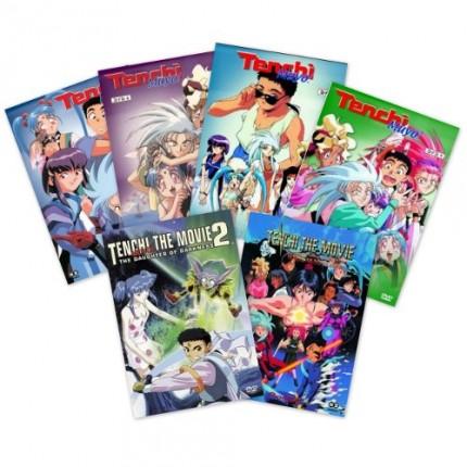 Tenchi Muyo 6er DVD-Set