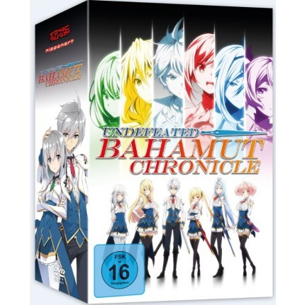 Undefeated Bahamut Chronicle – Vol. 1 inkl. Sammelschuber - DVD-Edition (VÖ: 30.06.2017!)