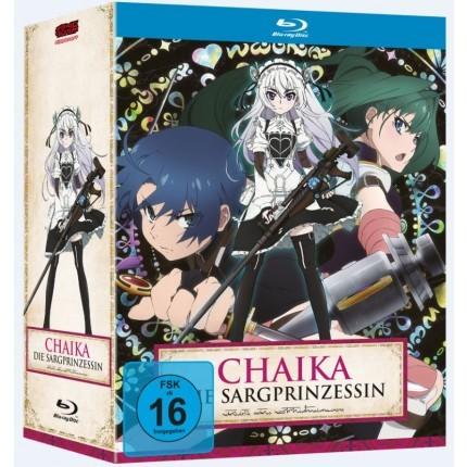 Chaika - Die Sargprinzessin – Vol. 1 inkl. Sammelschuber - Blu Ray-Edition