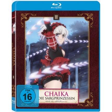 Chaika - Die Sargprinzessin – Vol. 3 - Blu Ray