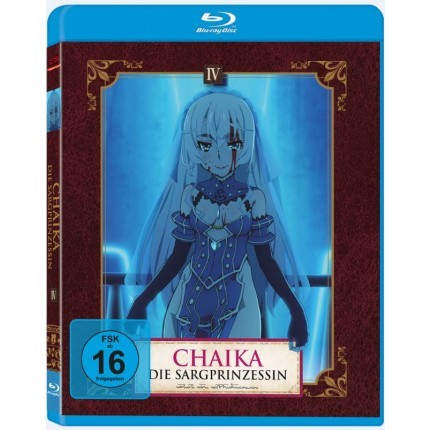Chaika - Die Sargprinzessin – Vol. 4 - Blu Ray