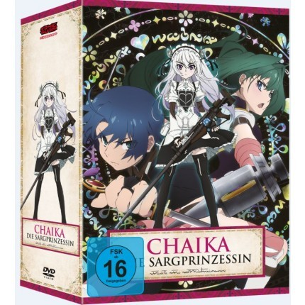 Chaika - Die Sargprinzessin – Vol. 1 inkl. Sammelschuber - DVD-Edition