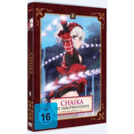 Chaika - Die Sargprinzessin – Vol. 3 - DVD