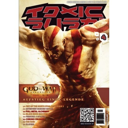 4. Ausgabe Toxic Sushi