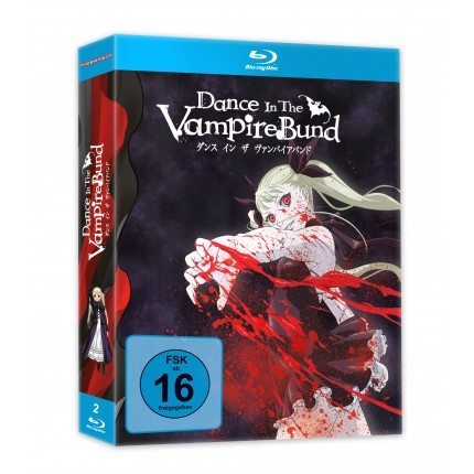 Dance in the Vampire Bund - Blu-Ray-Box