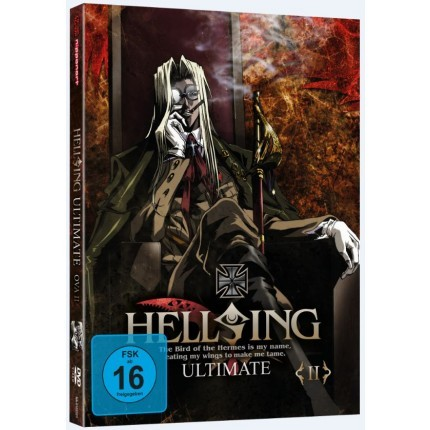 Hellsing Ultimate OVA Vol. 2 DVD-Edition (optional mit exklusivem T-Shirt!)