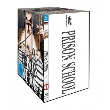 Prison School – Vol. 1 inkl. Sammelschuber - Blu Ray-Edition