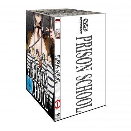 Prison School – Vol. 1 inkl. Sammelschuber - DVD-Edition