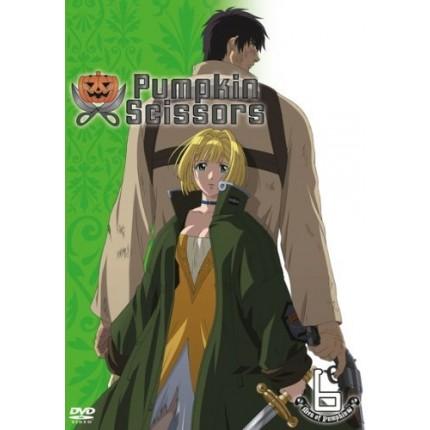 Pumpkin Scissors Vol. 06