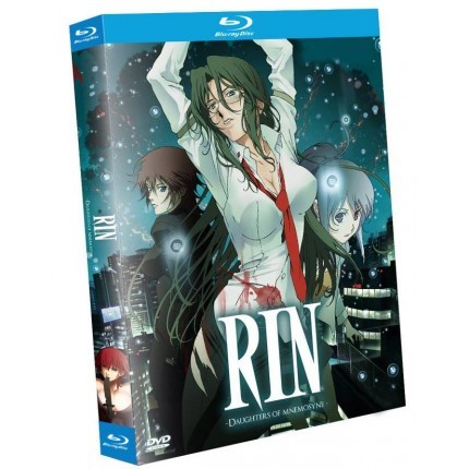 RIN -Daughters of Mnemosyne- Blu-Ray