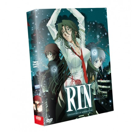 RIN -Daughters of Mnemosyne- DVD