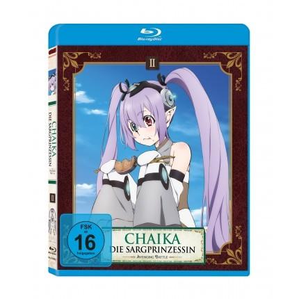 Chaika - Die Sargprinzessin - Avenging Battle (Staffel 2) – Vol. 2 - Blu Ray-Edition