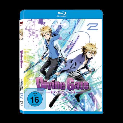 Divine Gate – Vol. 2 - Blu Ray-Edition (VÖ: 16.06.2017!)