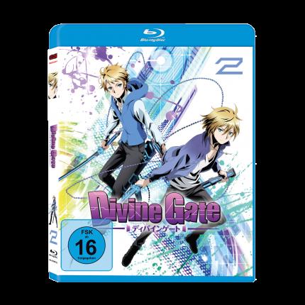 Divine Gate – Vol. 2 - Blu Ray-Edition (VÖ: 26.05.2017!)