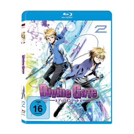Divine Gate – Vol. 2 - Blu Ray-Edition