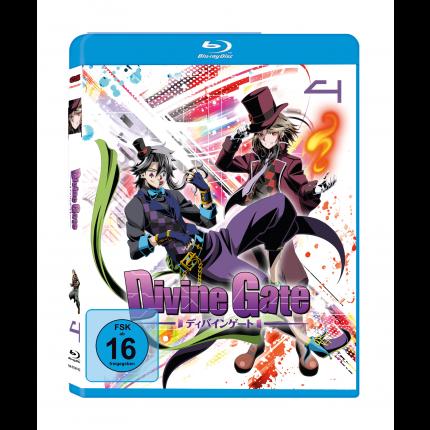 Divine Gate – Vol. 4 - Blu Ray-Edition (VÖ: 29.09.2017!)