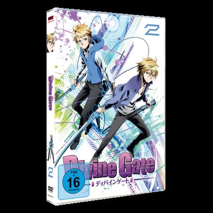Divine Gate – Vol. 2 - DVD-Edition (VÖ: 26.05.2017!)